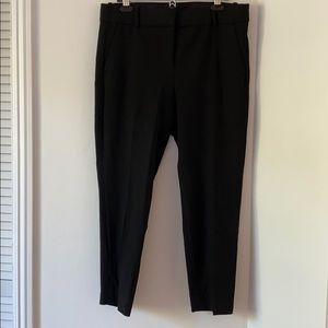 J Crew Black Cameron Cropped Trousers 12